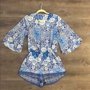 Abbeline romper from South Moon Under